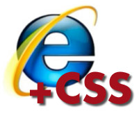 IE specific CSS